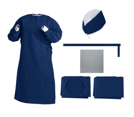 پک کامل جراحی ایمپلنت(استریل) – درمان تجهیز آونگ