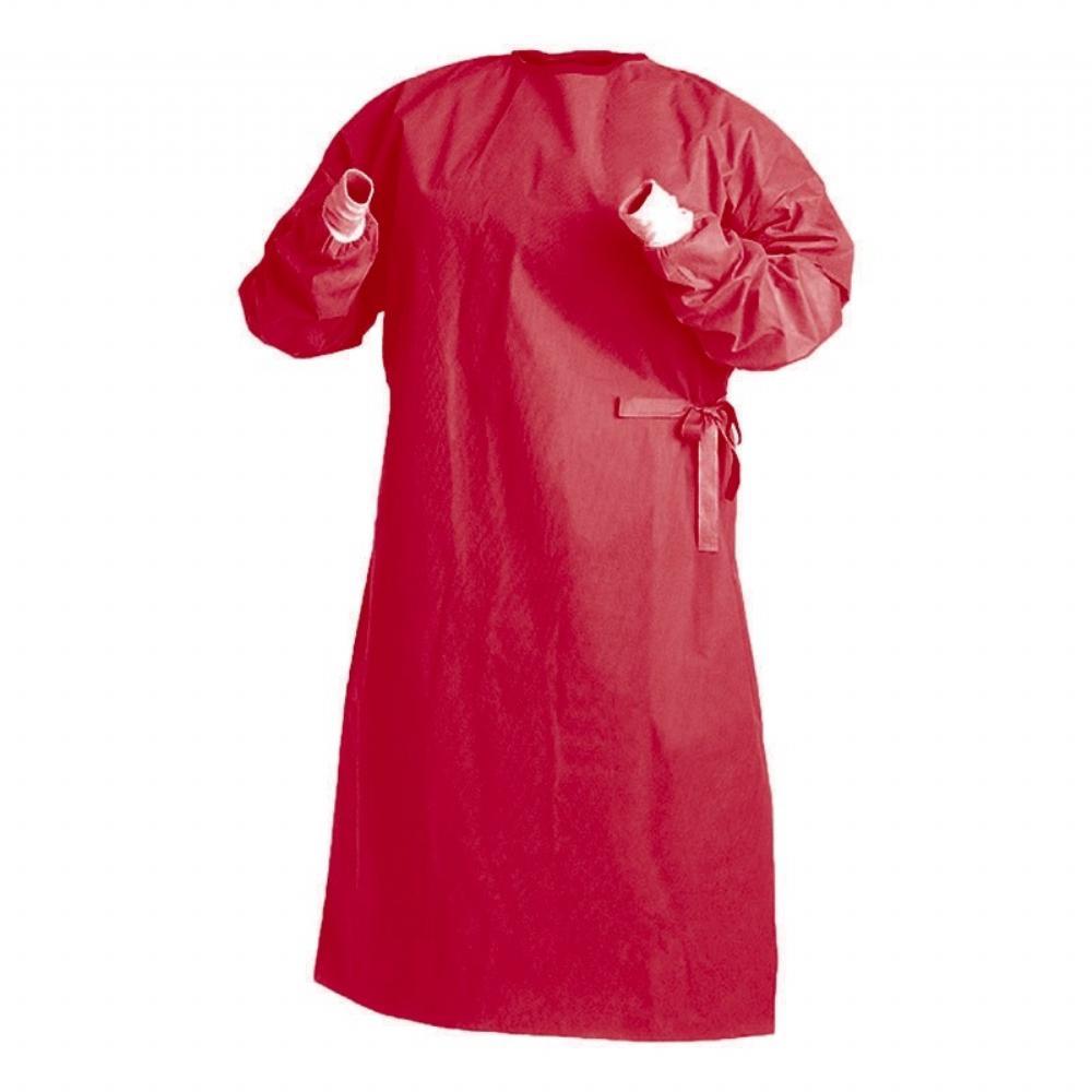 گان جراحی الیافی رنگی 5 عددی | Surgical Gown