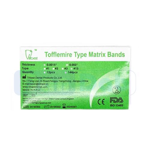 نوار ماتریکس ۱۴۴ عددی تریبست | Tribest tofflemire matrix